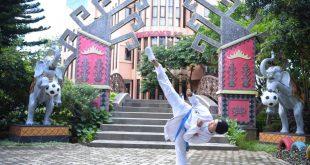 Mahasiswi Universitas Teknokrat Terbaik di Lampung Ikuti SEAKF di Manila Filipina