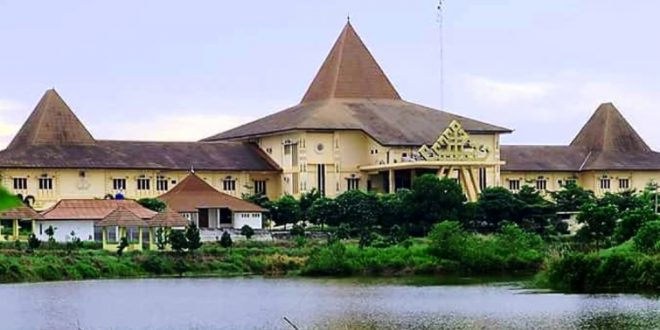 DPRD Tubaba Gelar Rapat Paripurna Penyampaian Rekomendasi LKPJ Bupati